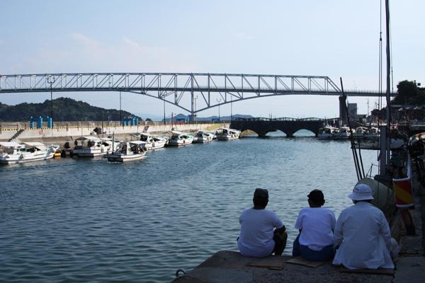 豊島・小野浦港
